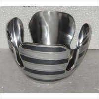 Aluminium Fruit Bowl,
