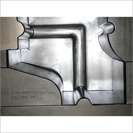 High Cr Steel Moulds