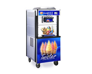 Softy Ice Cream Machine Twister Pump