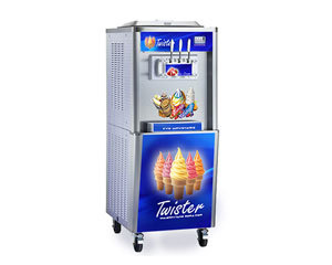 Softy Ice Cream Machine Twister Plus