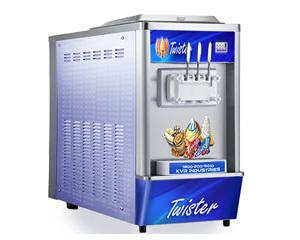 Softy Ice Cream Machine Twist Omni van