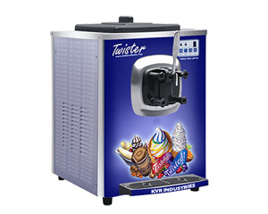 Softy Ice Cream Machine Twist Single Flavour