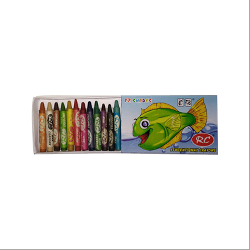 RC Wax Crayons