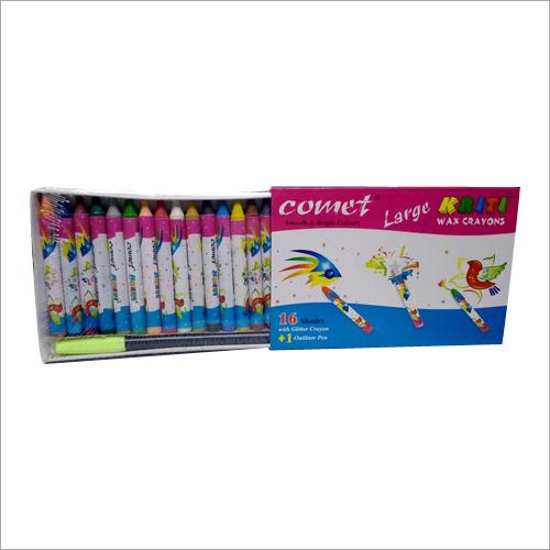 Comet Wax Crayons