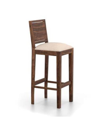LifeEstyle SnoozzZ Bar Chair (Teak Finish)