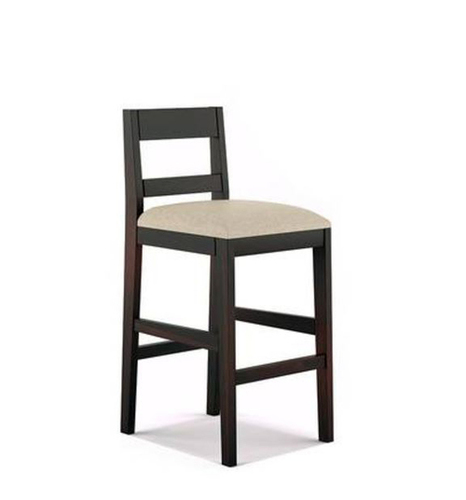 LifeEstyle Jack Bar Stool (Mahogany Finish)