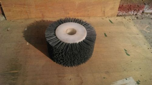 Abrasive Nylon Dusting Brush