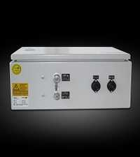 Online particle counter