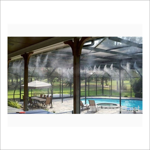 Humidification Misting System