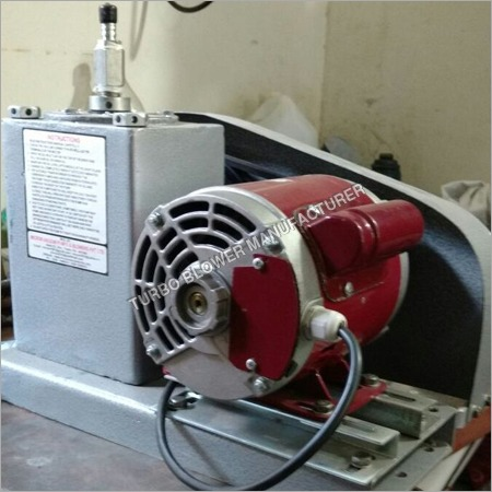 600 Lpm High Vacuum Pump