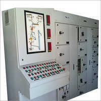 Mimic Based Control Panels