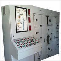 Mimic Based Control Panels