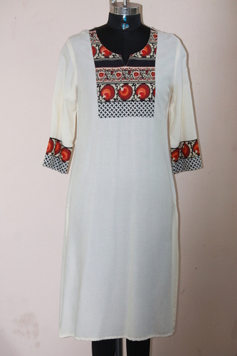 Traditional Cotton Kurti