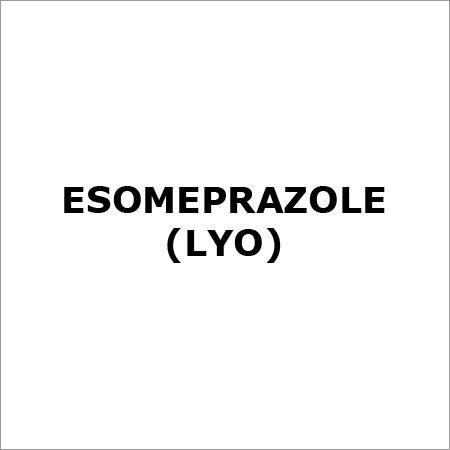 Esomeprazole(LYO)