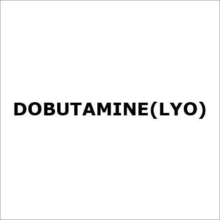 Dobutamine(LYO)