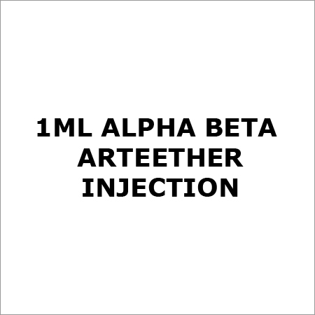 1ml Alpha Beta Arteether injection