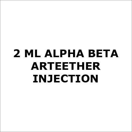 2 ml Alpha Beta Arteether injection