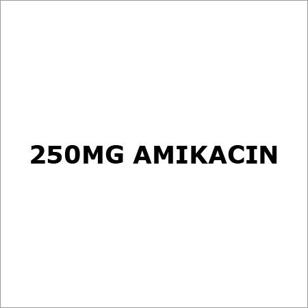 250 mg Amikacin
