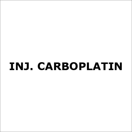 Inj. Carboplatin