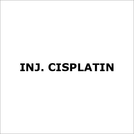 Inj. Cisplatin