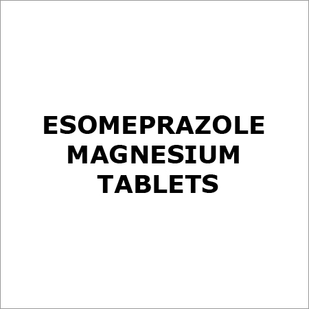 Esomeprazole Magnesium Tablets