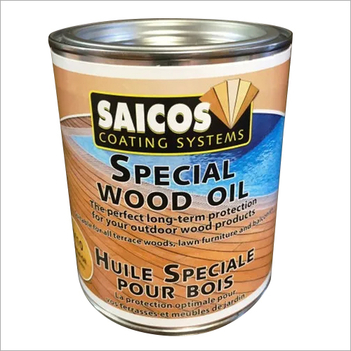 Special Wood Oil -colorless