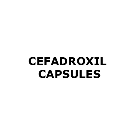 Cefadroxil Capsules