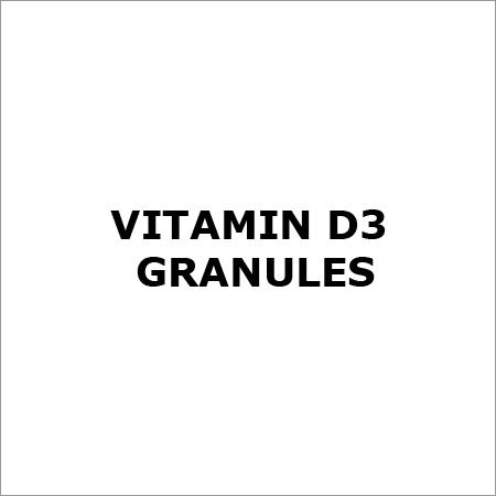 Vitamin D3 Granules