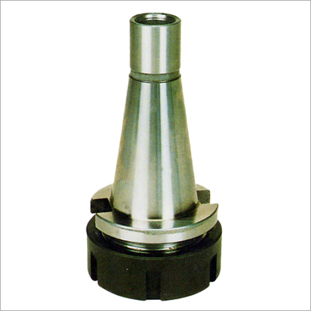 Collet Adaptors for Milling Machine with ISO Tapper Shanks