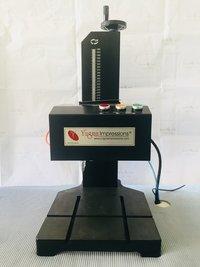 Monitor Nameplate Marking Machine