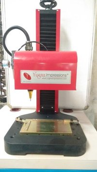 CNC Nameplate Marking Machine