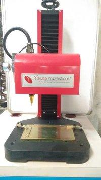 CNC Nameplate Marking Machine