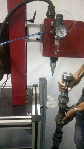Motorcycle Parts Marking Machine