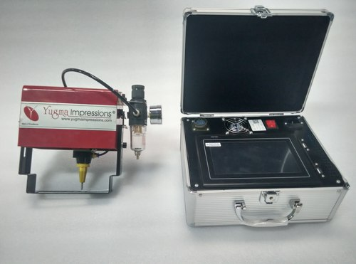 Portable VIN Marking Machine