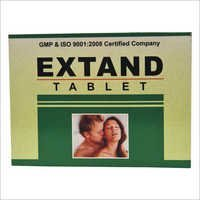 Ayurvedic Tablet For Oligespermia Extand