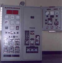 Wind Turbine Control Panel
