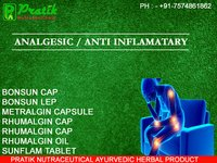 Non Toxic With Analgesic Effect