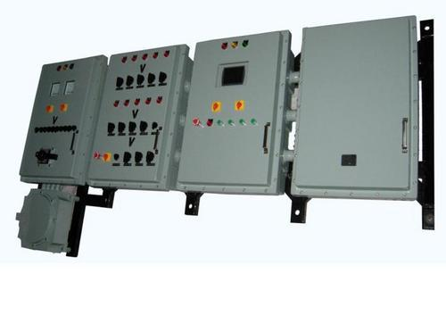 Flameproof Control Panels