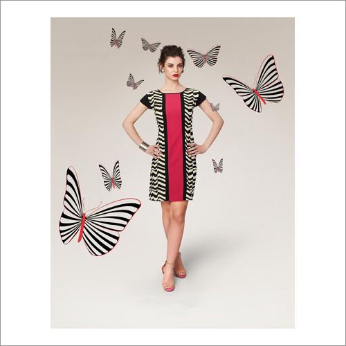 Ladies Designer Print Kurtis