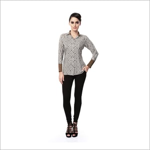 Ladies Digiital Print Shirts