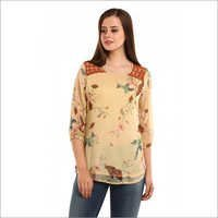 Ladies Western Top