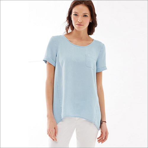 Ladies Moss Crepe Tops