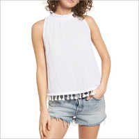 Ladies Georgette Trendy Tops