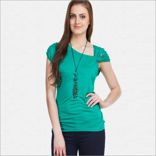 Ladies Designer Western Top