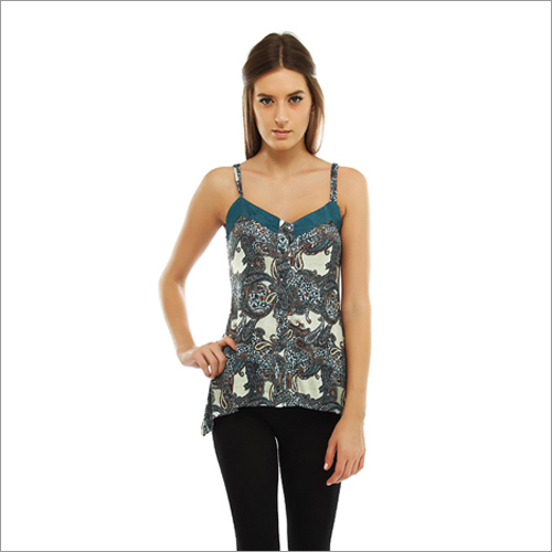 Ladies Indo Western Top