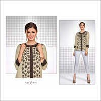 Ladies Trendy Western Top