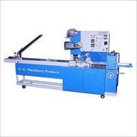 Semi Automatic Biscuit Packing Machine