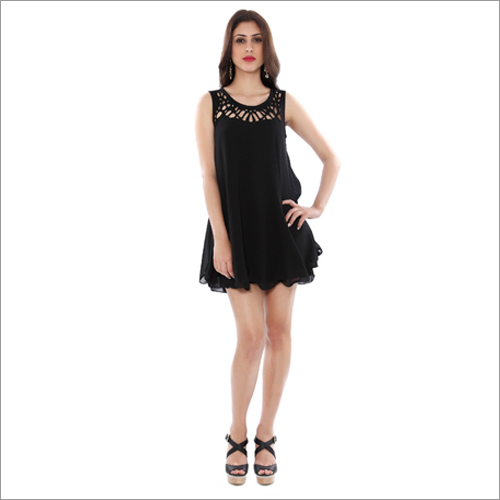 Ladies One Piece Mini Dress