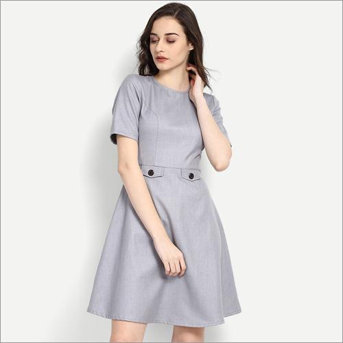 Ladies Cotton Fancy Dress
