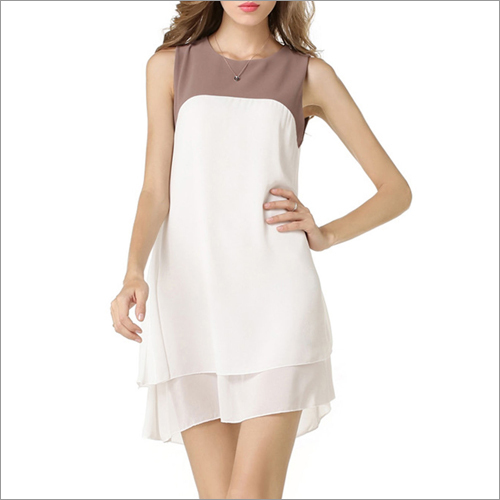 Ladies Georgette Dress
